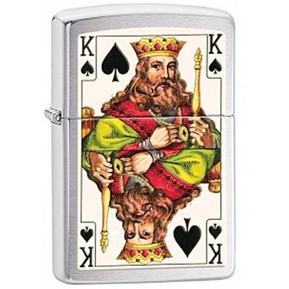 Zippo 28489 King