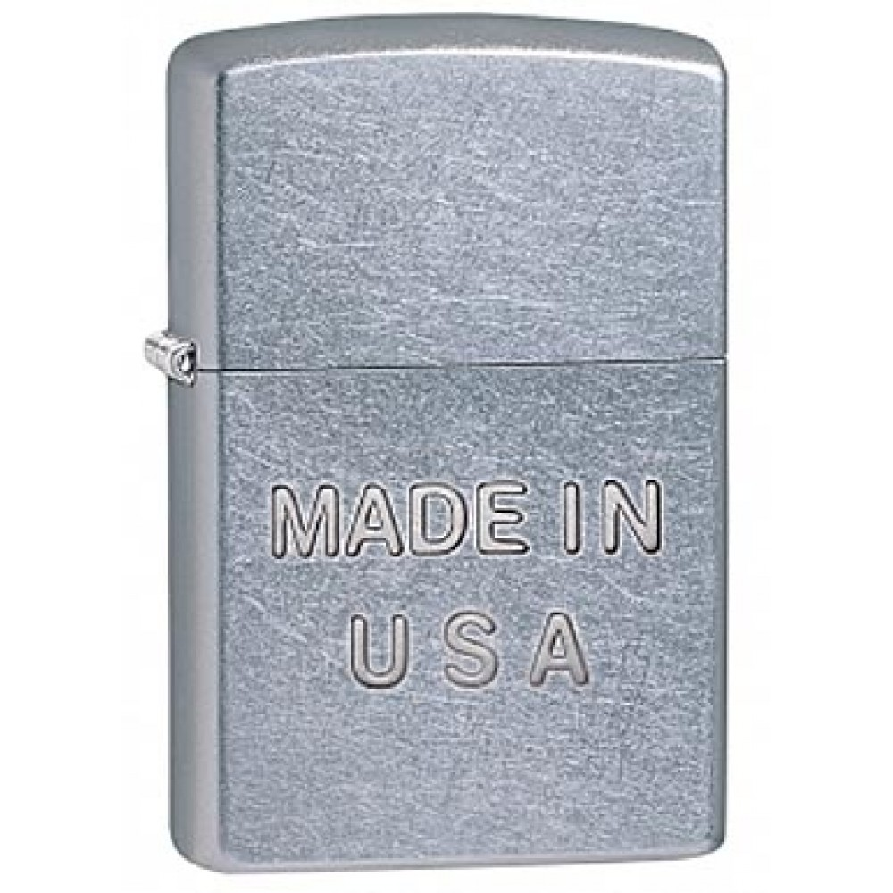 Zippo 28491 Made in the USA Stamp