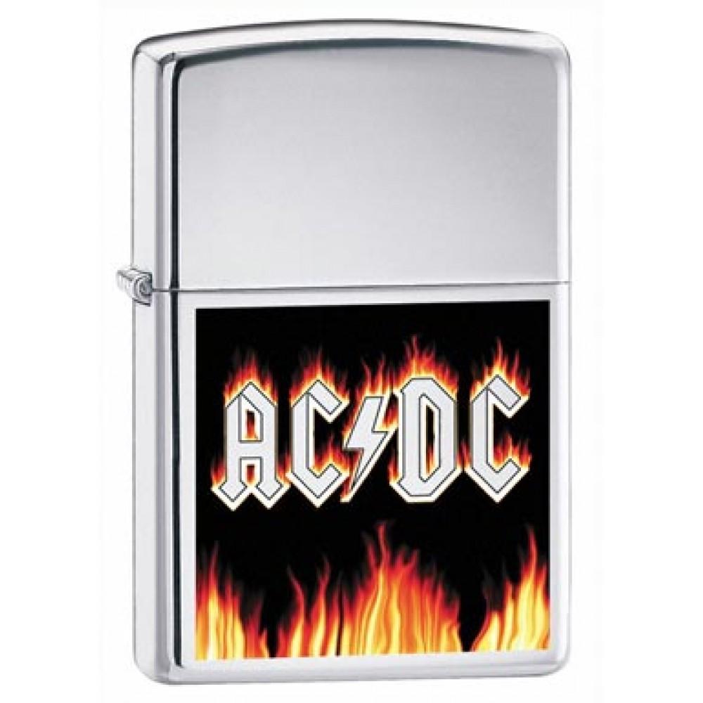 Zippo 24277 AC/DC Flames