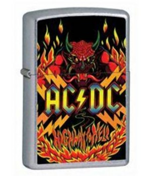 Zippo 24280 AC/DC Highway to Hell